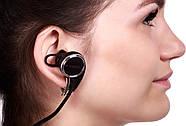 Беспроводные Bluetooth наушники QCY QY8 с поддержкой aptX (Черный), фото 6