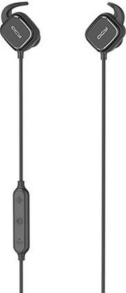Беспроводные Bluetooth наушники QCY QY12 с магнитными вкладышами (Черный)