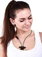 Беспроводные Bluetooth наушники QCY QY12 с магнитными вкладышами (Черный), фото 4