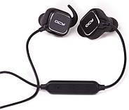 Беспроводные Bluetooth наушники QCY QY12 с магнитными вкладышами (Черный), фото 6