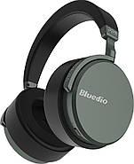 Беспроводные Bluetooth наушники Bluedio V2 с 12 динамиками (Черный), фото 2