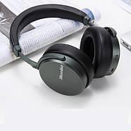 Беспроводные Bluetooth наушники Bluedio V2 с 12 динамиками (Черный), фото 6