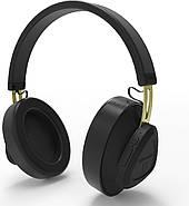 Беспроводные Bluetooth наушники Bluedio TM с Bluetooth 5.0 (Черный), фото 3