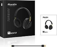 Беспроводные Bluetooth наушники Bluedio TM с Bluetooth 5.0 (Черный), фото 6