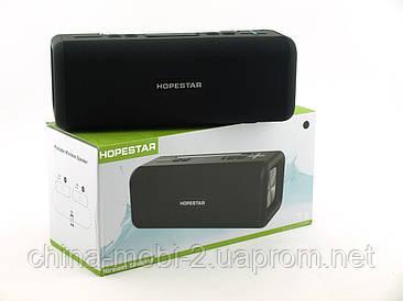 Hopestar T9 10W портативна колонка з Bluetooth FM і MP3, чорна