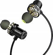 Беспроводные Bluetooth наушники Awei X670BL с двойными динамиками (Черный), фото 4