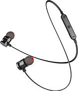 Беспроводные Bluetooth наушники Awei T11 (Черный), фото 3