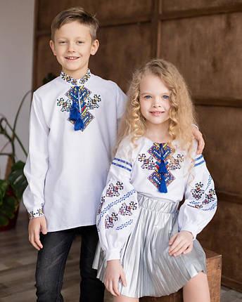 """Комплект детский вышитых сорочок """"Судьба"""", фото 2"""