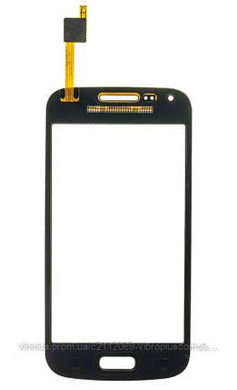 Тачскрин (сенсор) Samsung G350e, gray (серый), фото 2
