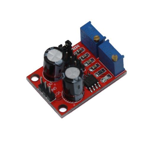 Генератор прямокутних імпульсів сигналів NE555
