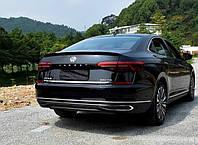 Спойлер багажника сабля Volkswagen Passat B9 2019+ г.в.