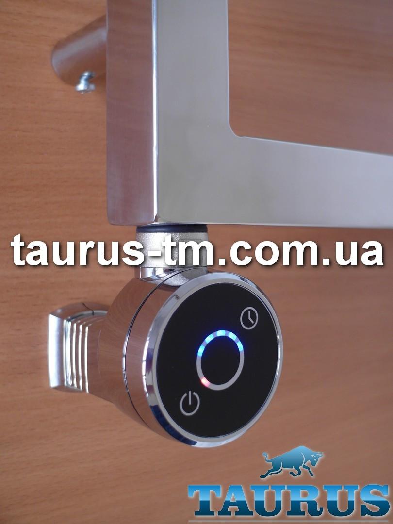 Нагревательный электроТЭН DRY MS chrome с таймером от 1 до 5 часов (Польша) + Маскировка провода