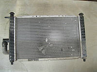 Радиатор охлаждения с вентилятором Дэу Матиз / Daewoo Matiz