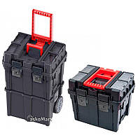 Ящик для инструментов 450х350х645 мм, Haisser HD Compact Logic 90036 (90830)