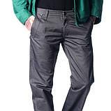 Брюки мужские Franco Benussi 606-907 темно-серые, фото 2