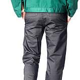 Брюки мужские Franco Benussi 606-907 темно-серые, фото 4