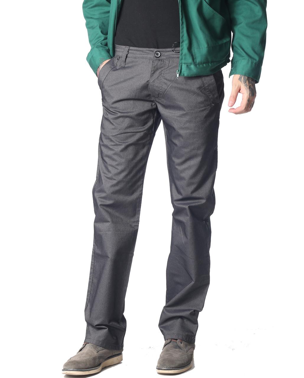 Брюки мужские Franco Benussi 606-907 темно-серые