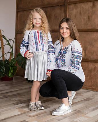 Комплект для мамы и дочки Борщеговка, фото 2