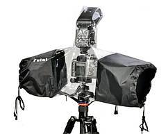 Дощовик для зерк.камер, захисний чохол від дощу