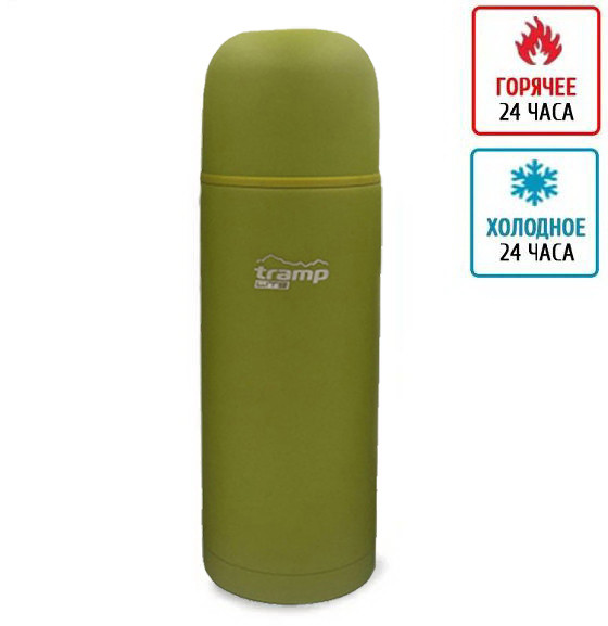 Термос для чая Tramp Lite TLC-006 (1,0л), зеленый