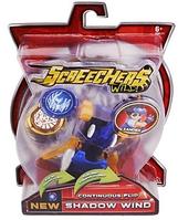 Screechers Wild! Шедоу Винд Shadow Wind S2 L1 Машинка-трансформер EU684101, фото 1