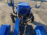 Мототрактор Forte T-161-GT-BLUE-LUX, фото 6
