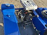 Мототрактор Forte T-161-GT-BLUE-LUX, фото 7
