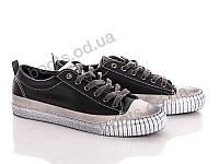"""Кеды летние мужские """"Allshoes"""" #123310. р-р 40-45. Цвет черный. Оптом"""