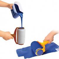 Валик для фарбування з резервуаром для фарби PINTAR FACIL, фото 1