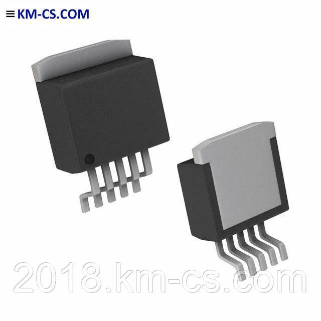 Імпульсний стабілізатор LM2575HVM-ADJ (National Semiconductor)