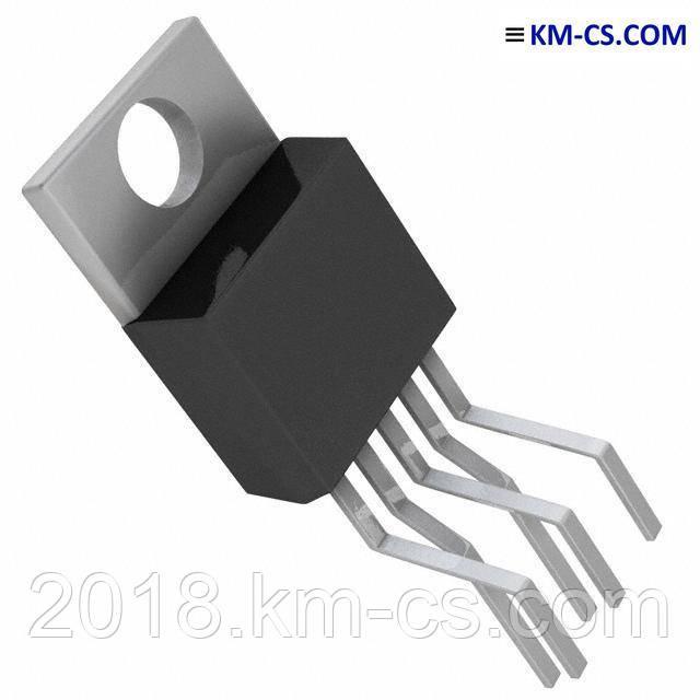 Імпульсний стабілізатор LM2576T-15/NOPB (National Semiconductor)