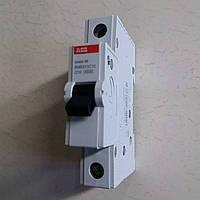 Автоматический выключатель АВВ 1п C 10А