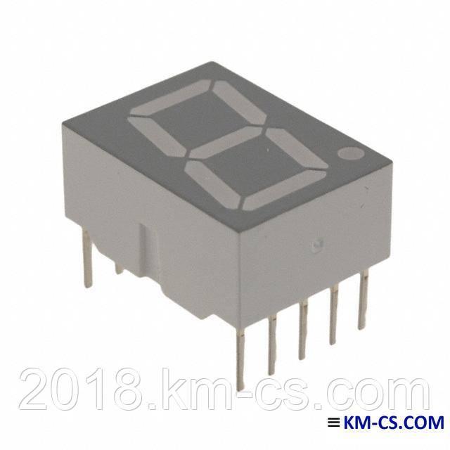 Індикатор світлодіодний 7-сегментний HDSP-H101 (Broadcom)