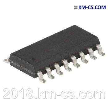 ИС логики 74HC4053D,652 (NXP Semiconductors)