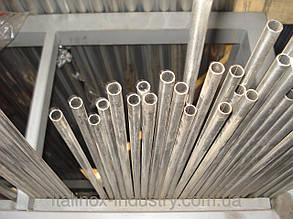 Нержавеющая матовая труба AISI 304L  16 х 2,0