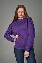 Толстовка унисекс JHK SWEATSHIRT UNISEX цвет фиолетовый (PU), фото 4