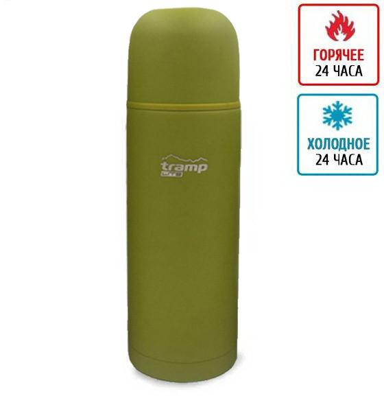 Термос для чая Tramp LiteTLC-007 (1,2л), зеленый
