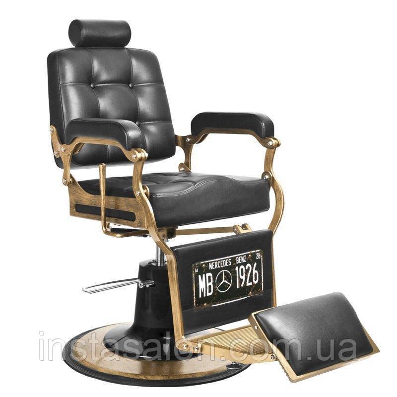 Парикмахерское мужское кресло Boston Lux