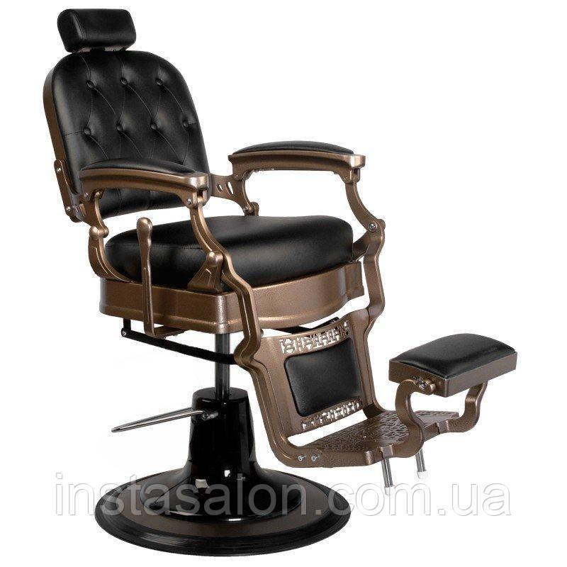 Перукарське чоловіче крісло ERMANNO