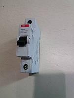 Автоматический выключатель АВВ 1п C 25А