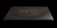 Плита чугунная печная 550х550 (7 колец)