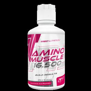 Trec Nutrition Amino Muscle 16500 - 946 мл, фото 2