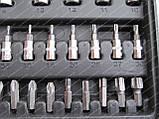 Набір інструменту Rupez RTS-108 (валіза), фото 7