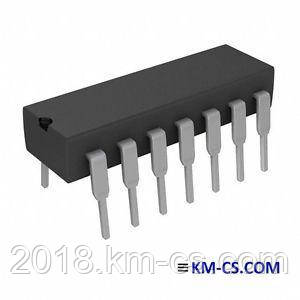 ИС логики SN74LS393N (Texas Instruments)