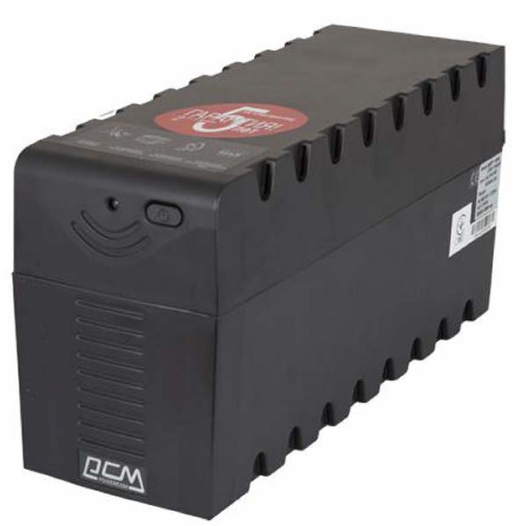 Источник бесперебойного питания RPT-1000A Schuko Powercom (RPT-1000A SCHUKO)