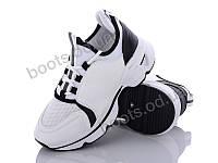 """Кроссовки демисезонные женские """"AMG"""" #N142-4. р-р 36-41. Цвет белый. Оптом"""