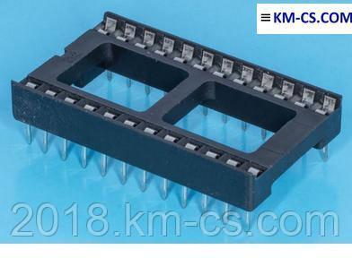 ИС панелька DIP SCL-24 Socket