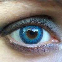 Цветные линзы голубые для тёмных и светлых глаз Купить в интернет-магазине недорого Украина!