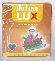 """Презерватив с шариками и усиками Intim Lux """"Искуситель"""""""