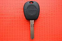 Nissan x trail primera almera корпус ключа без логотипа